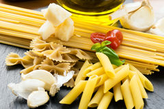 Pasta Italy Royalty Free Stock Images