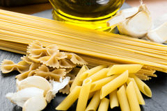 Pasta Italy Stock Image