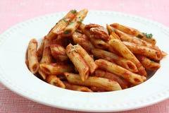 Pasta macaroni Stock Image