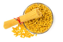 Pasta and macaroni Stock Photography