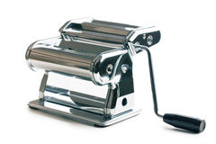 Pasta machine Stock Photo