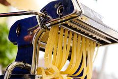 Pasta Maker Stock Photo