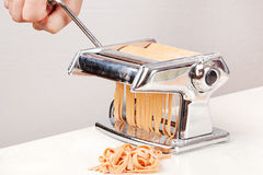 Pasta Maker Stock Photography