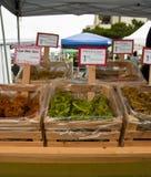 Pasta at market royalty free stock photography