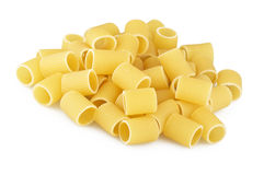Pasta mezze maniche Royalty Free Stock Photography