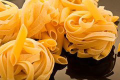 Pasta mix Stock Photography
