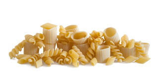 Pasta mix Stock Photos