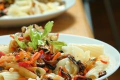 Pasta Mixed Fotografia Stock