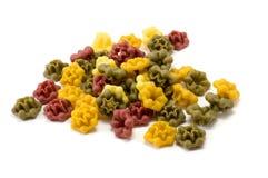 pasta mixed colorata Fotografia Stock Libera da Diritti