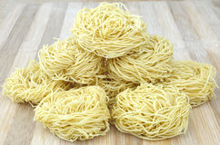 Pasta nest Royalty Free Stock Photos