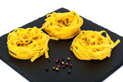 Pasta Nests Noodles Stock Photos