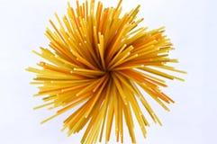 Pasta Noddles Log Stock Photos