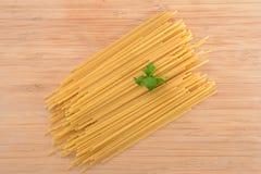 Pasta Noodles Stock Image