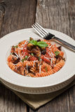 Pasta Norma Stock Images