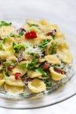 Pasta Orecchiette Immagini Stock