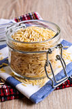 Pasta Orzo Stock Images