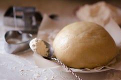 Pasta para cocinar Fotografía de archivo
