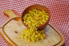 Pasta, Pasta, Pasta Royalty Free Stock Photography