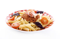 Pasta penne Royalty Free Stock Photos