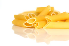 Pasta penne Stock Images