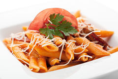 Pasta Penne Royalty Free Stock Images