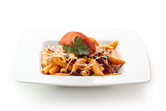 Pasta Penne Stock Photos