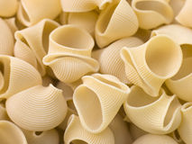 Pasta, Pipe Rigate Royalty Free Stock Images