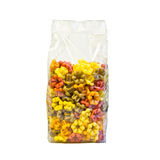 Pasta in a plastic bag Royalty Free Stock Photos