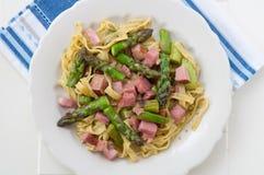 Pasta Primavera Stock Image