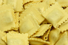 Pasta Raviolis 02 Royalty Free Stock Photo