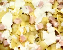 Pasta salad Royalty Free Stock Photography