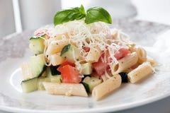 Pasta salad Stock Photos