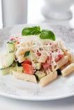 Pasta salad Royalty Free Stock Photos