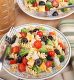 Pasta Salad Royalty Free Stock Photo