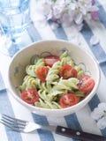 Pasta salad Royalty Free Stock Photography