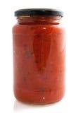 Pasta sauce Stock Images