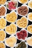 Pasta secca Fotografie Stock Libere da Diritti