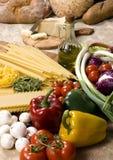 Pasta Series 008 stock image