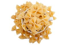 Pasta Series 02 Royalty Free Stock Photo
