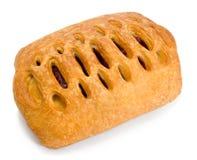Pasta sfoglia con la marmellata di amarene Fotografie Stock