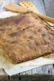 Pasta sfoglia della torta Fotografie Stock Libere da Diritti