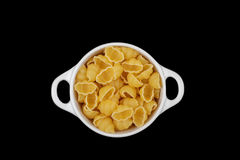 Pasta Shells Stock Image