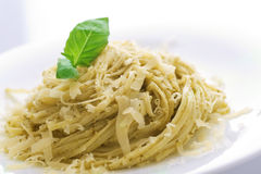 Pasta.Spaghetti Royalty Free Stock Photos