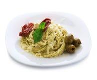 Pasta.Spaghetti Stock Photos