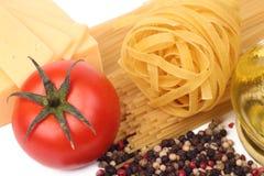 Pasta spaghetti Royalty Free Stock Photography