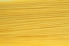Pasta, spaghetti. Texture in detail Royalty Free Stock Image