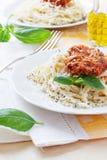 Pasta spaghetti Royalty Free Stock Photo