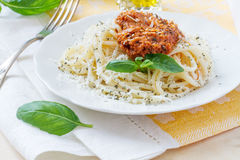 Pasta spaghetti Royalty Free Stock Image