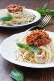Pasta spaghetti Stock Photo