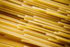 Pasta spaghetti. In digonal cut Royalty Free Stock Image